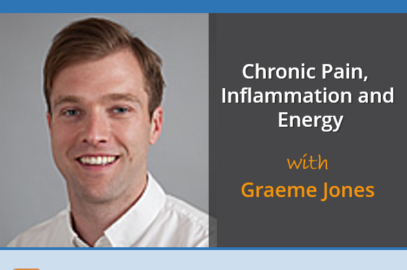 Chronic Pain, Inflammation and Energy with Graeme Jones