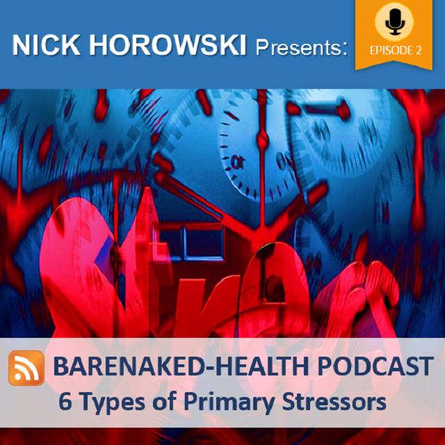6 Types of Primary Stressors