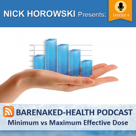 Minimum Versus Maximum Effective Dose: Which is More Important