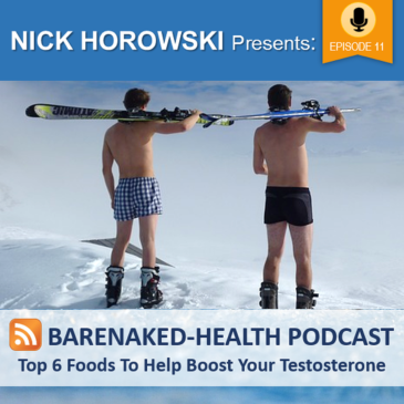 Top 6 Foods to Help Boost Your Testosterone