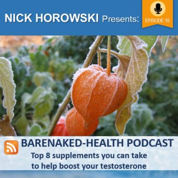 Top 8 supplements you can take to help boost your testosterone