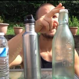 Nicks Quick Tip – What Water Bottle Should I Choose?