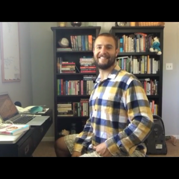 Nicks Quick Tip – Posture Seated