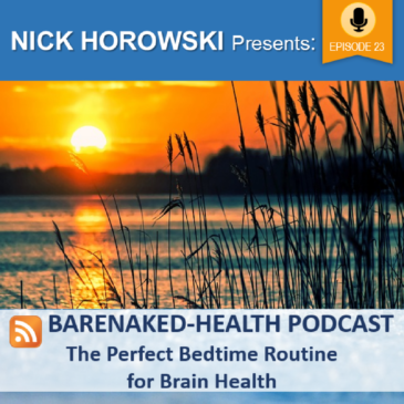 The Perfect Bedtime Routine for Brain Health