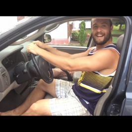 Comfortable Driving Posture