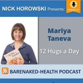 Mariya Taneva – 12 Hugs a Day