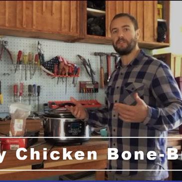 Easy Chicken Bone-Broth Recipe