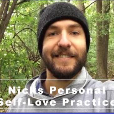 Nicks Personal Self-Love Practice
