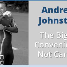 Andrew Johnston – The Big 'C' Convenience – not Cancer
