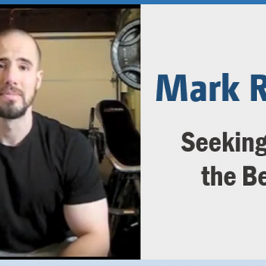 Mark Radio – Seeking Out the Best
