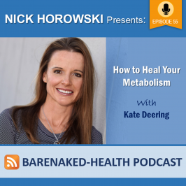 How to Heal Your Metabolism with Kate Deering