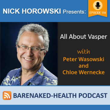 All About Vasper with Peter Wasowski and Chloe Wernecke