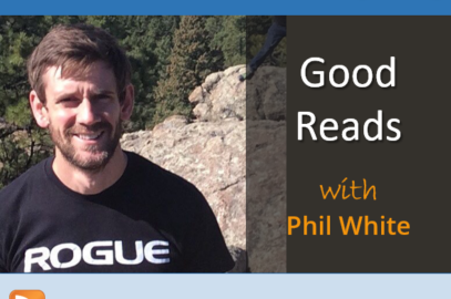 Good Reads with Phil White