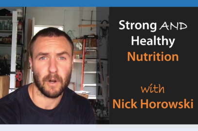 Strong AND Healthy Nutrition