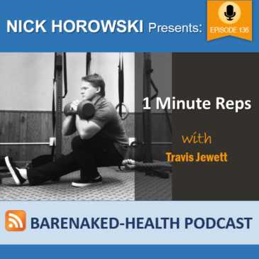 1 Minute Reps with Travis Jewett