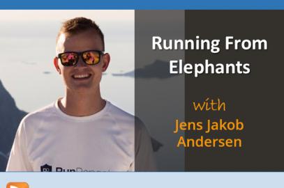 Running From Elephants with Jens Jakob Andersen