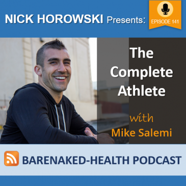 The Complete Athlete with Mike Salemi