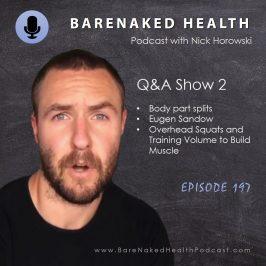 Nick Horowski Q&A Show 2